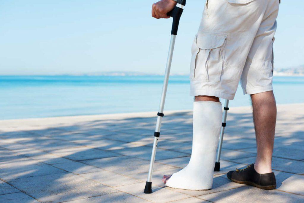 El estado de salud condiciona la elección del lugar de vacaciones