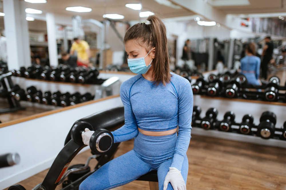 La adaptación de los gimnasios a la pandemia